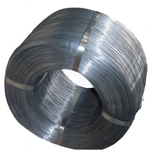 Проволока стальная низкоуглеродистая ГОСТ 3282-74, ТО, оцинкованная, 4.5мм оптом